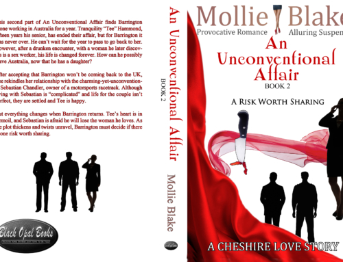 An Unconventional Affair Book 2 – A Risk Worth Taking. Out 26th January